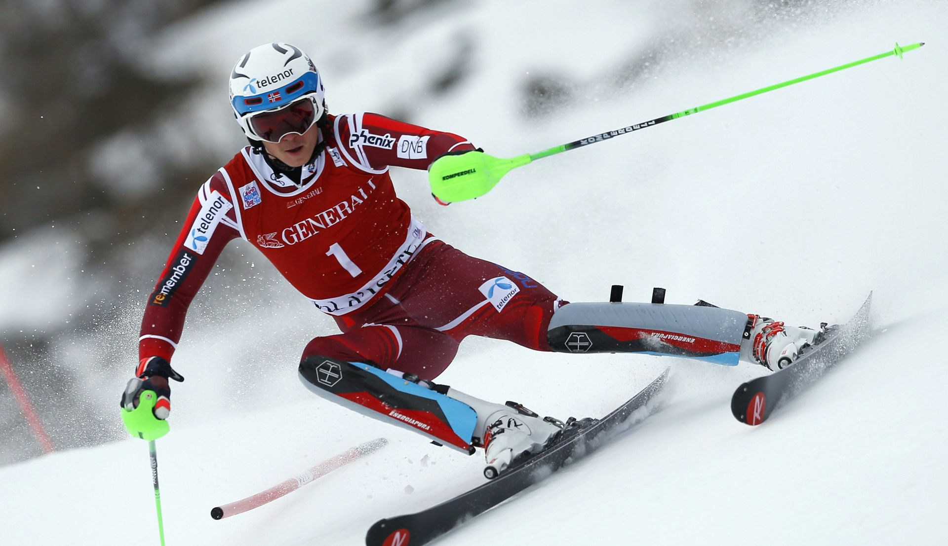 Val d'Isere, slalom (m): Pobjeda Norvežanina Kristoffersena