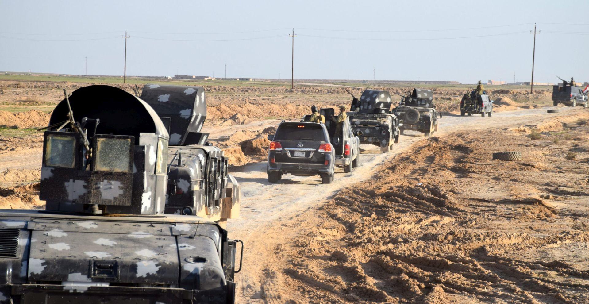 UZ POTPORU ZRAČNIH SNAGA: Irački Kurdi odbili napad IS-a, najveći u pet mjeseci