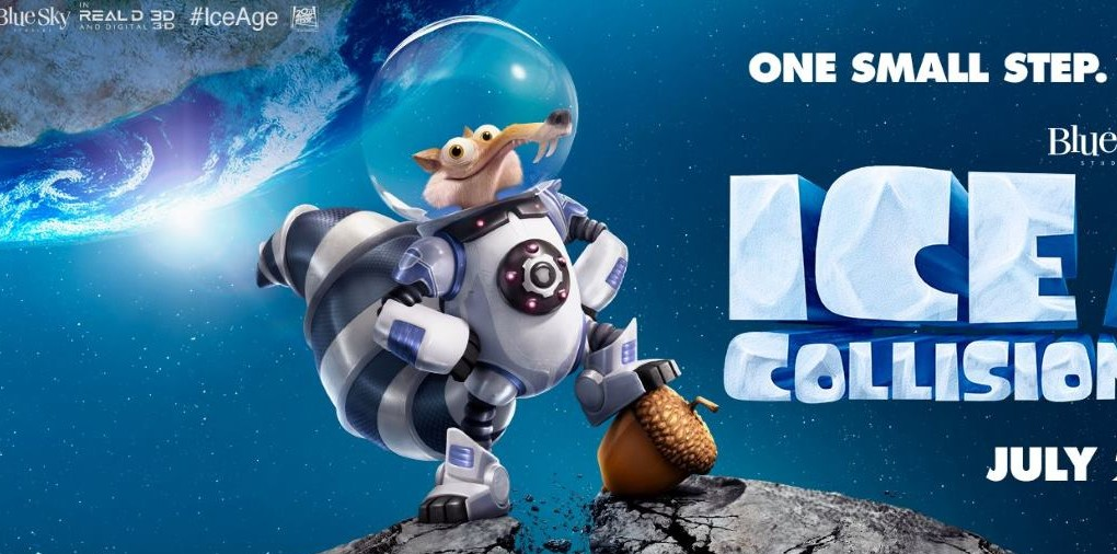 VIDEO: Najave i intervjui za animirani film 'Ice Age: Collision Course'