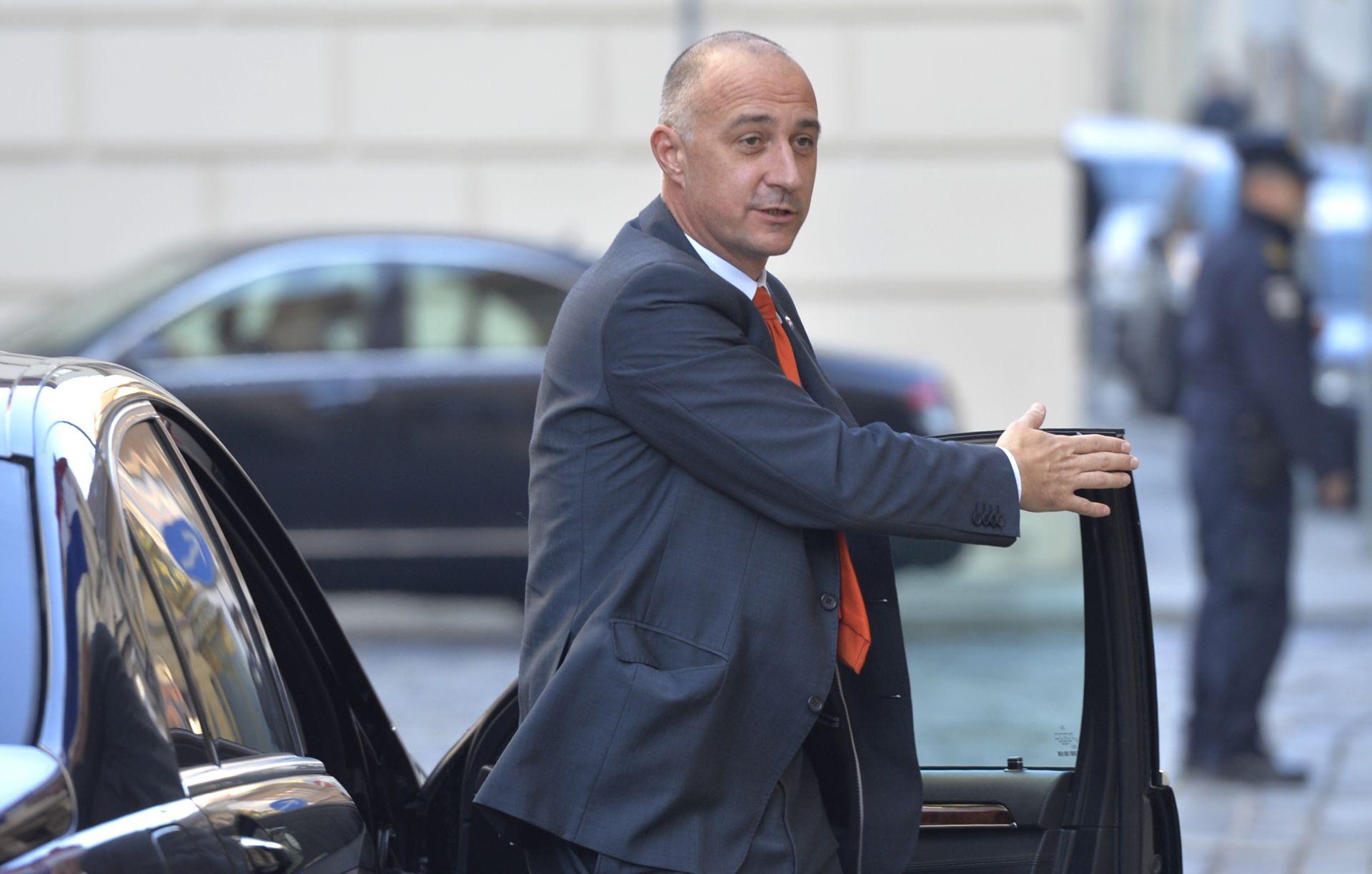 ISTRAGA MAMIĆ: Ministar Vrdoljak greškom pozvan u Uskok umjesto nogometaša Vrdoljaka