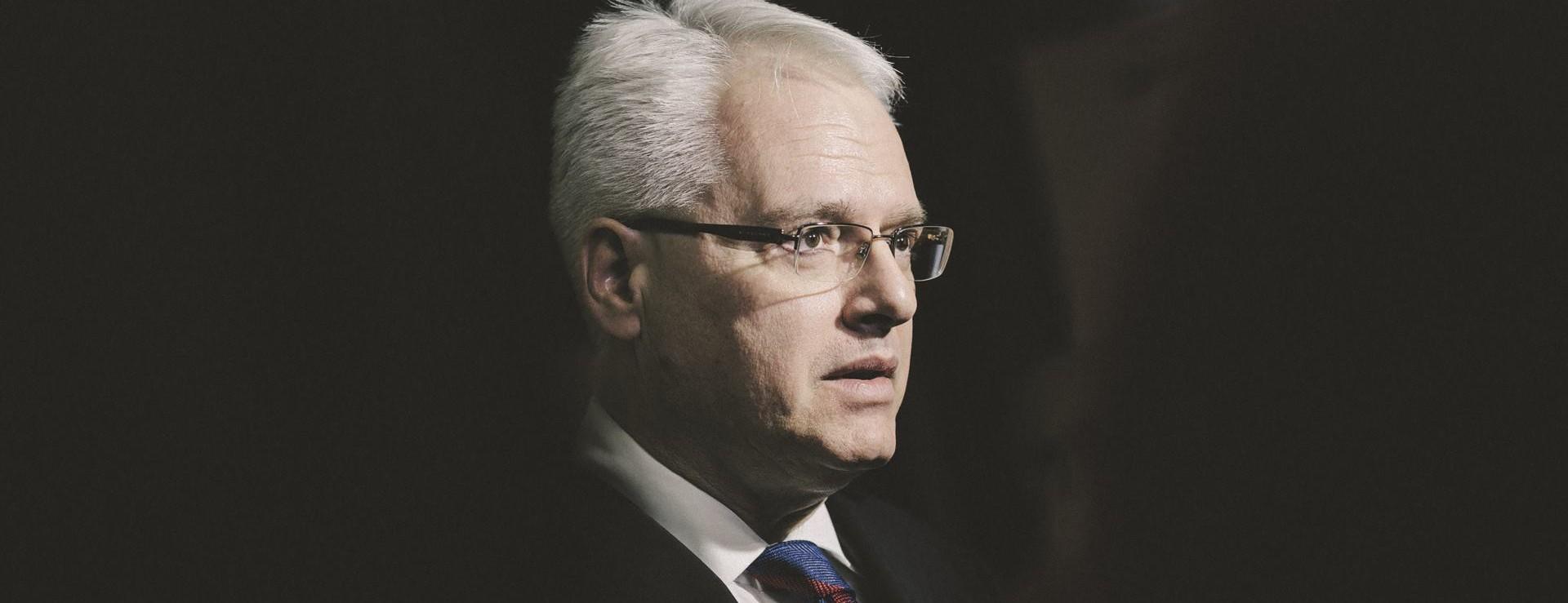 IVO JOSIPOVIĆ: 'Kolinda i Karamarko ugrožavaju demokraciju u Hrvatskoj'