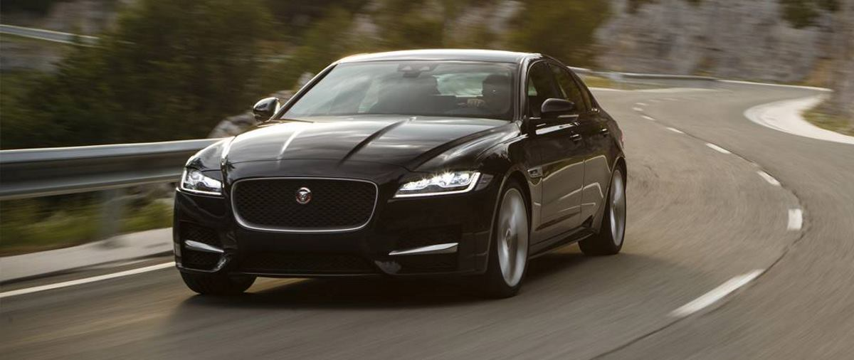 VIDEO: Jaguar XF s novim dizelskim motorom i All-Wheel Drive Systemom