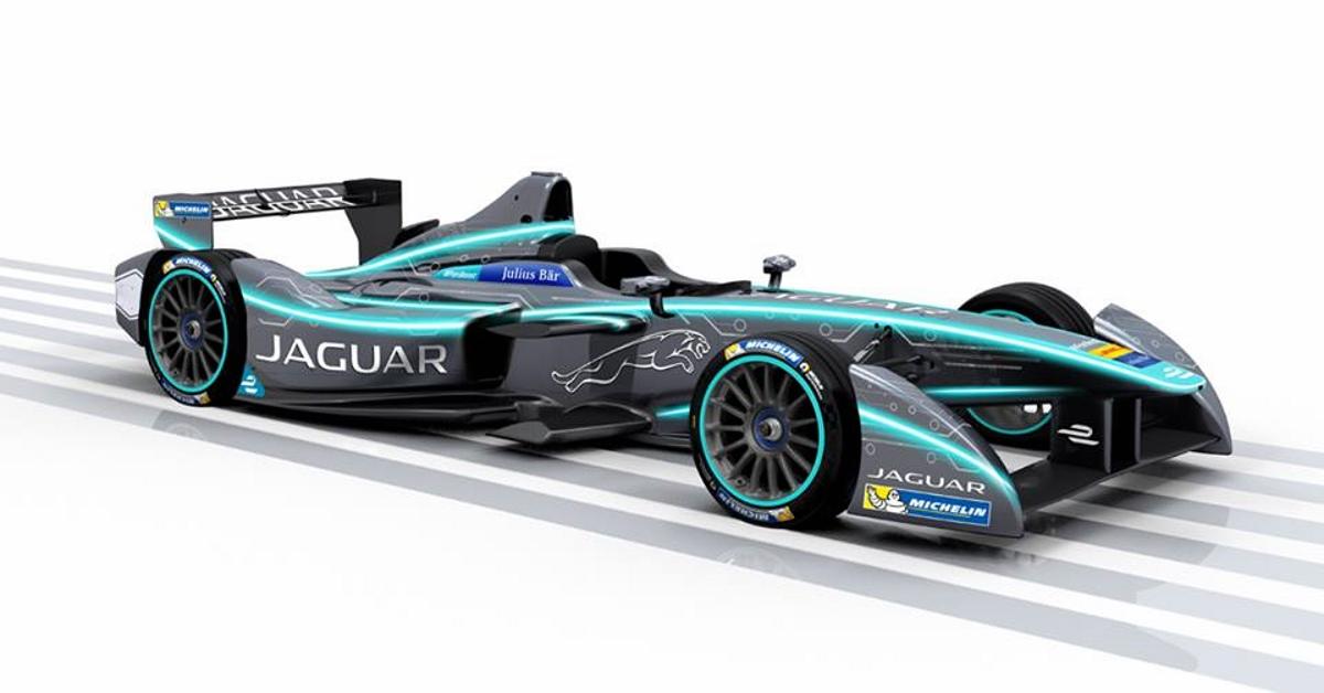 VIDEO: Pogledajmo Jaguarovu formulu na natjecanju 'FIA Formula E Championship'