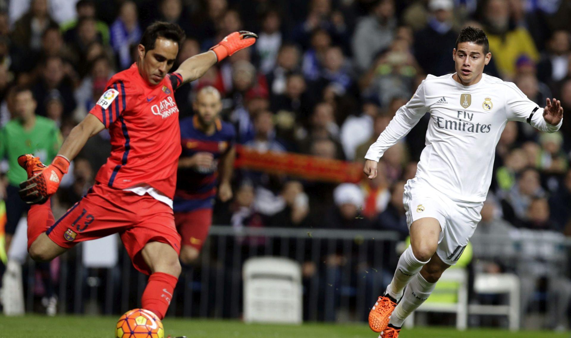 RAZMIŠLJA O ODLASKU: James Rodriguez nezadovoljan u Realu