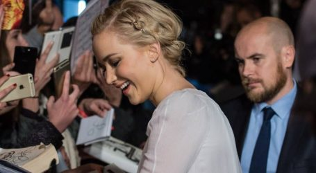 VIDEO: Jennifer Lawrence se sretno zaručila