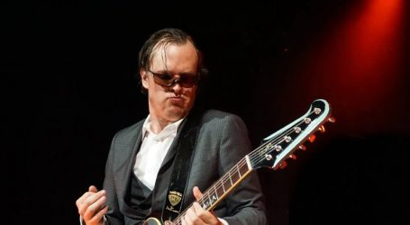 VIDEO: Veliki koncerti blues gitarista Joea Bonamasse