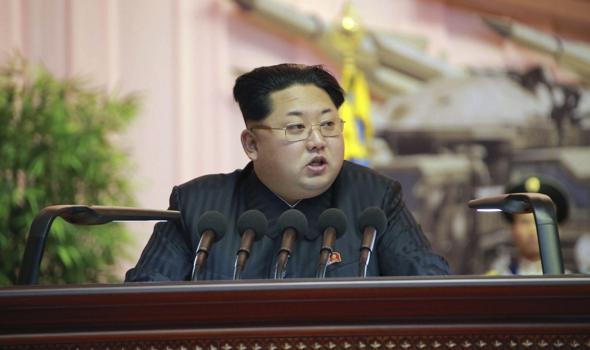 NASTAVAK PROVOKACIJA:  Kim Jong-Un naredio nove nuklearne pokuse