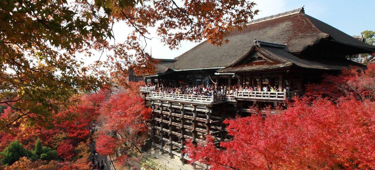 VIDEO: Posjetimo japanski hram Kiyomizudera