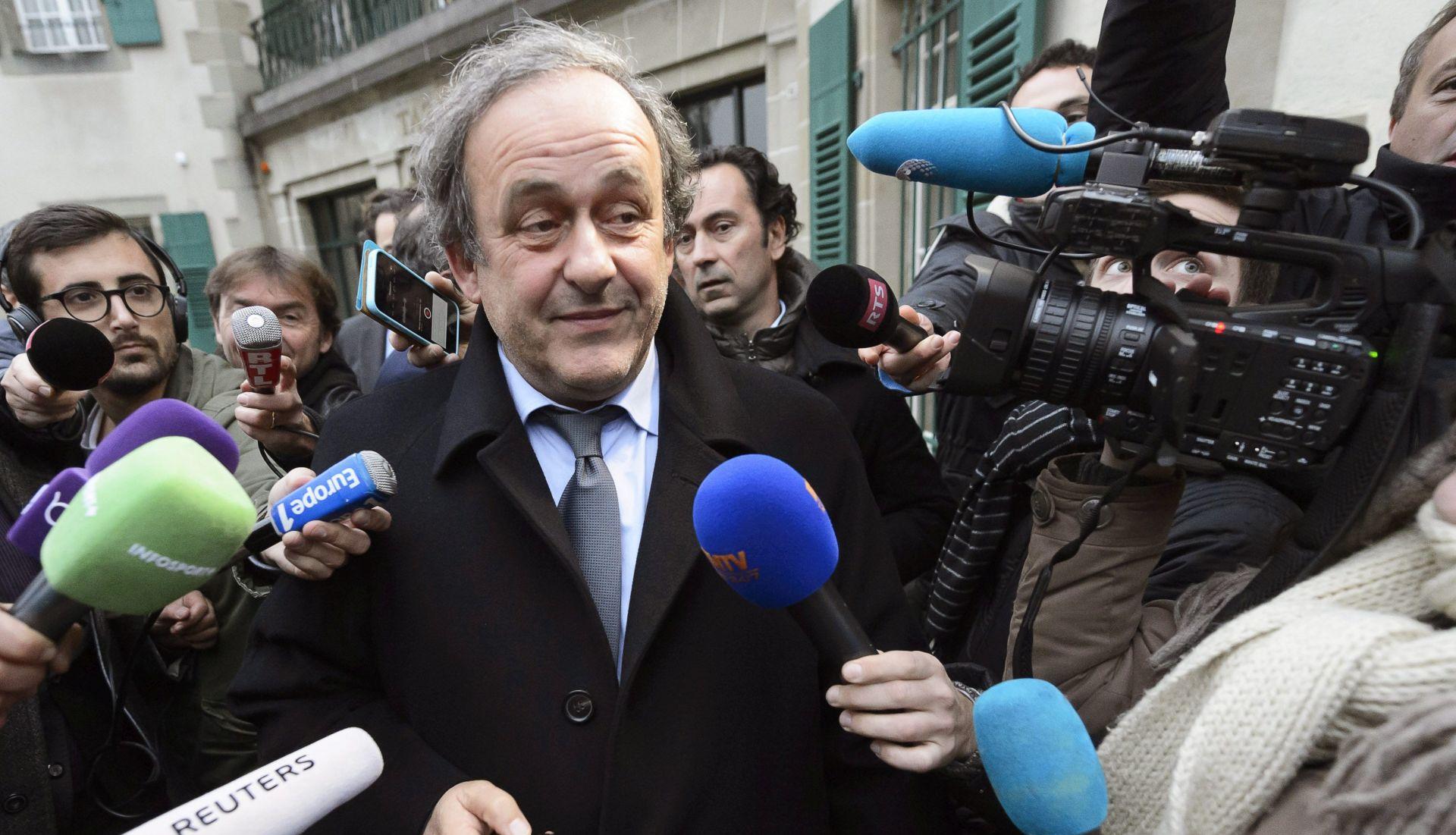 UEFA Platinijev nasljednik birat će se 14. rujna