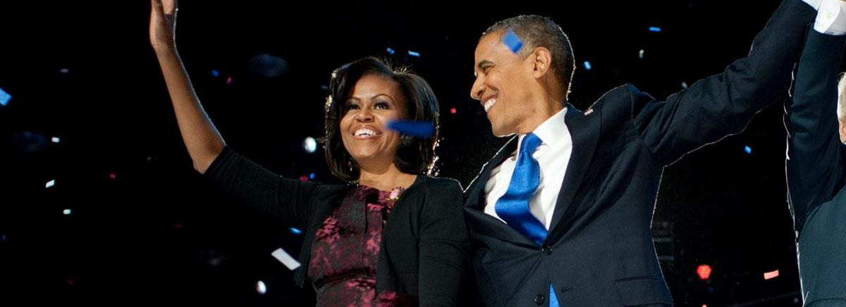 VIDEO: Ples Baracka i Michelle Obame na Star Wars Day