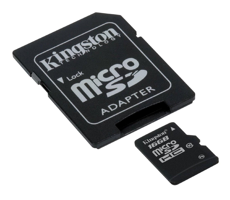 Micro SD 16GB 1
