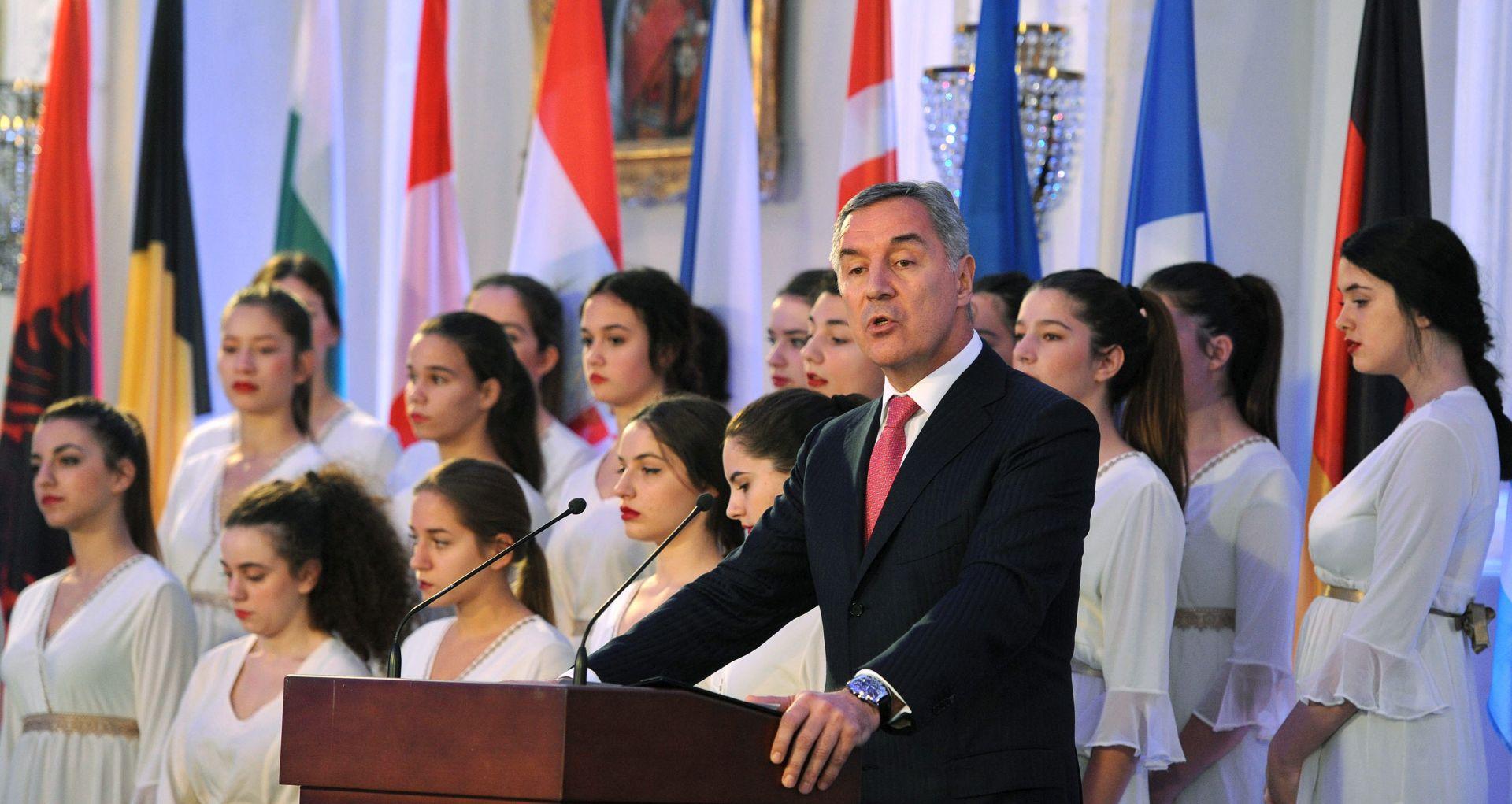 Đukanović izabran za predsjednika Crne Gore u prvom krugu