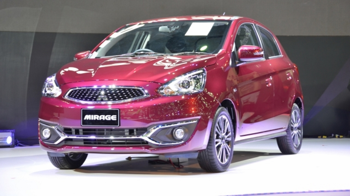 VIDEO: Jedinstveni gradski automobil Mitsubishi Space Star (Mirage)
