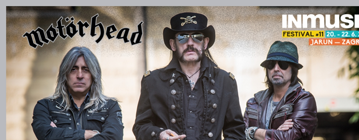 VIDEO: Preminuo frontman heavy metal skupine Motorhead