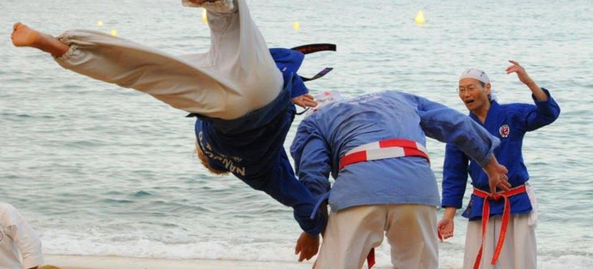 VIDEO: Demonstracija japanske borilačke vještine Nanbudo