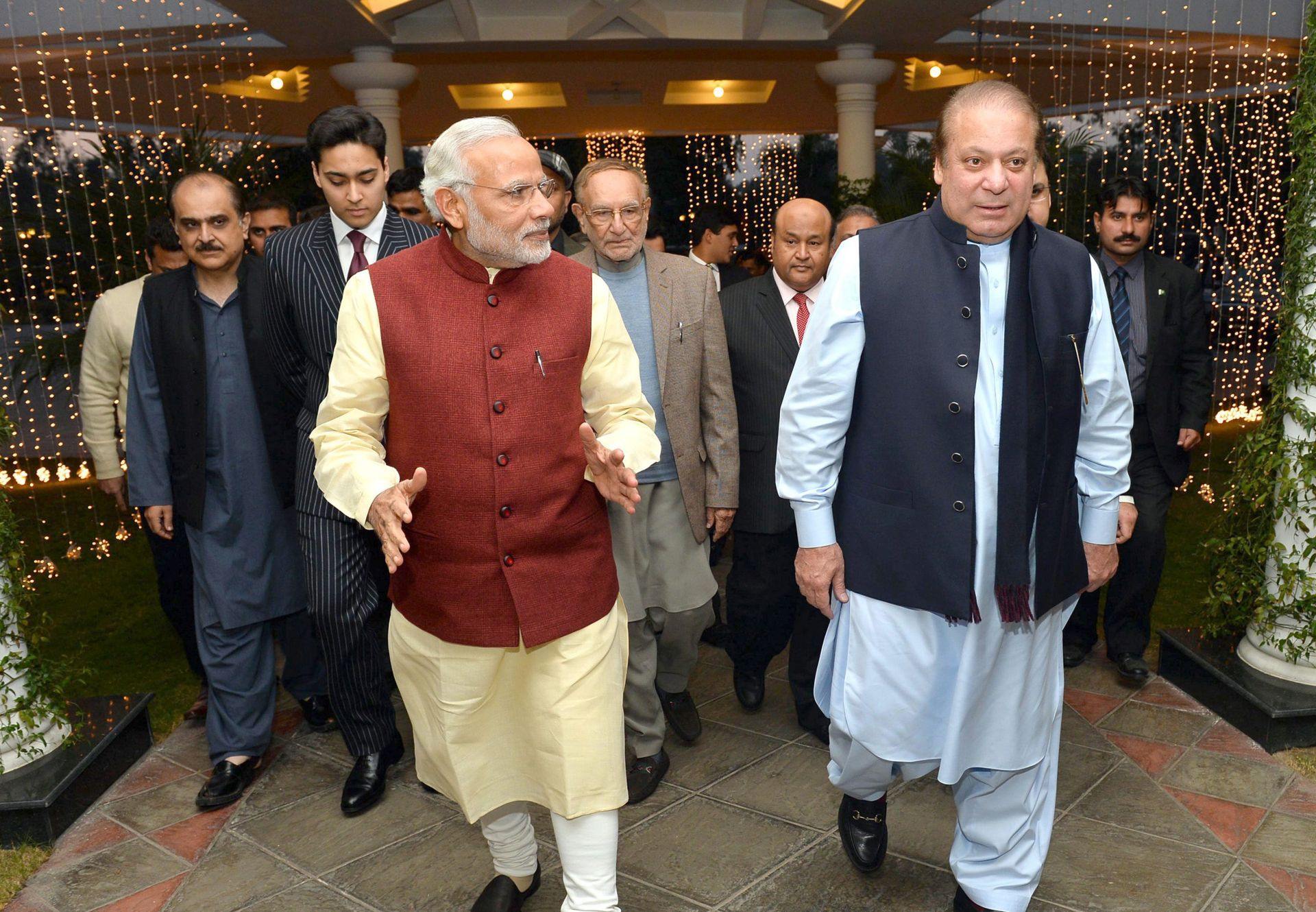PRVI PUT: Indijski premijer neočekivano posjetio Pakistan
