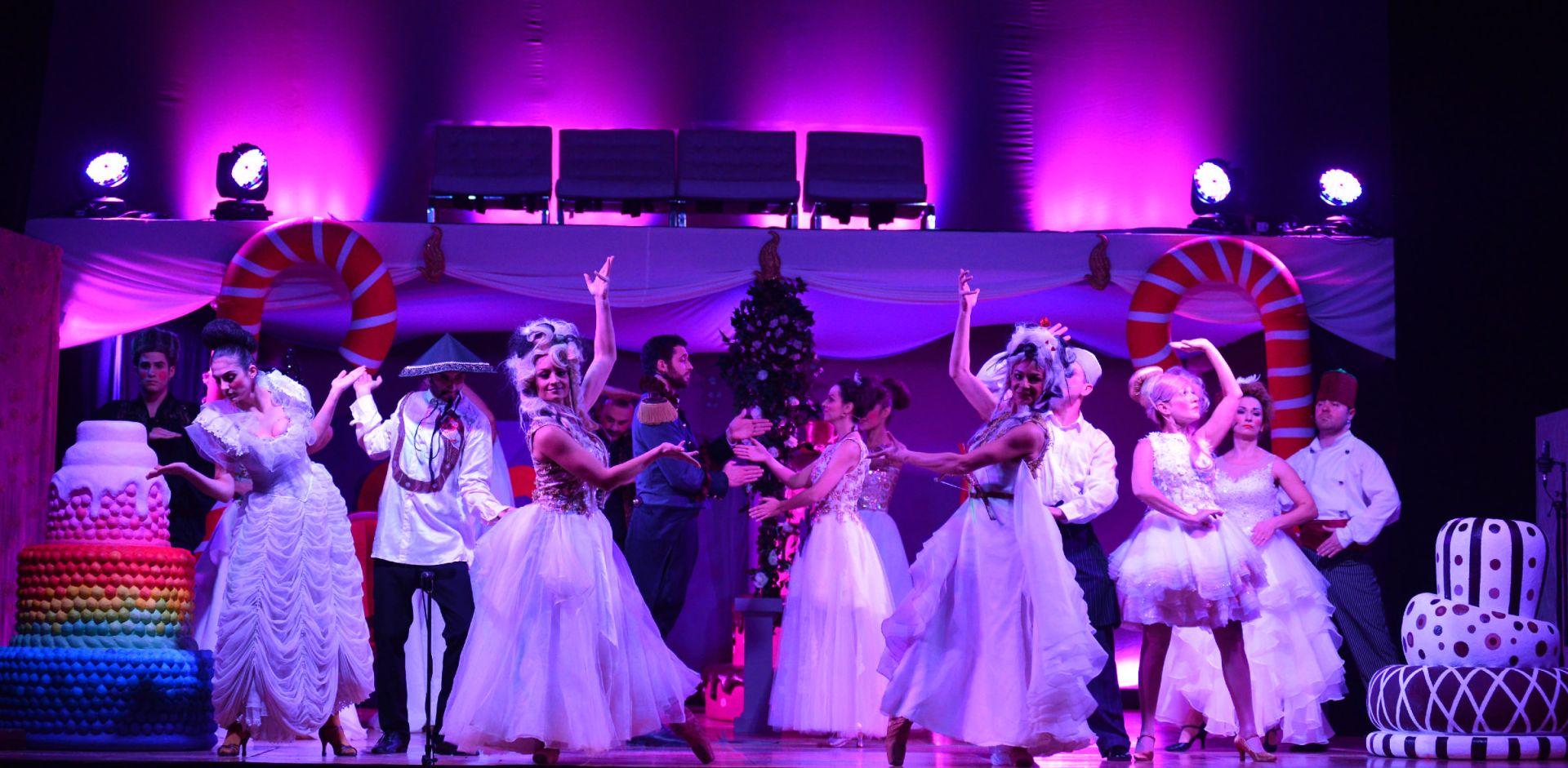 ORAŠAR U LISINSKOM Spektakularni božićni mjuzikl s više od 30 izvođača na sceni