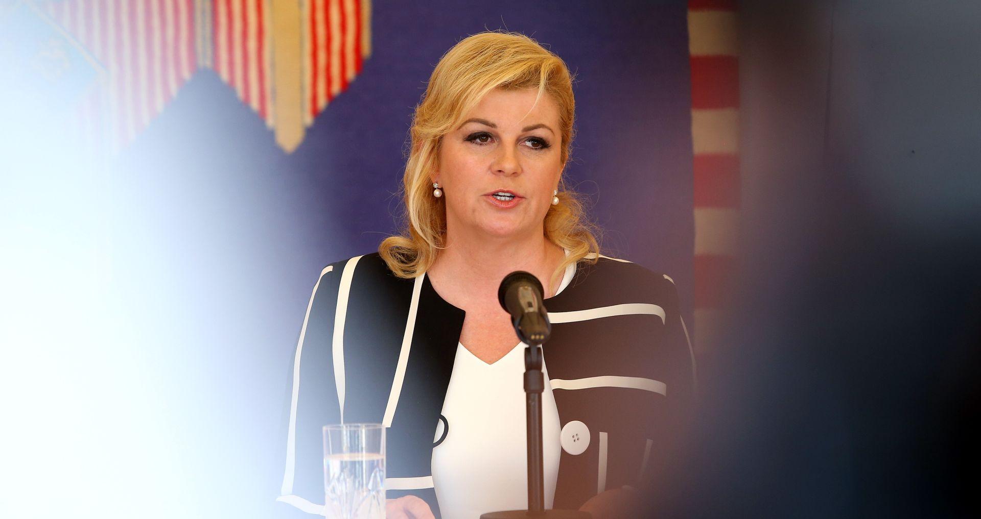 Predsjednica pozvala Milanovića i Karamarka na konzultacije u ponedjeljak u istom terminu