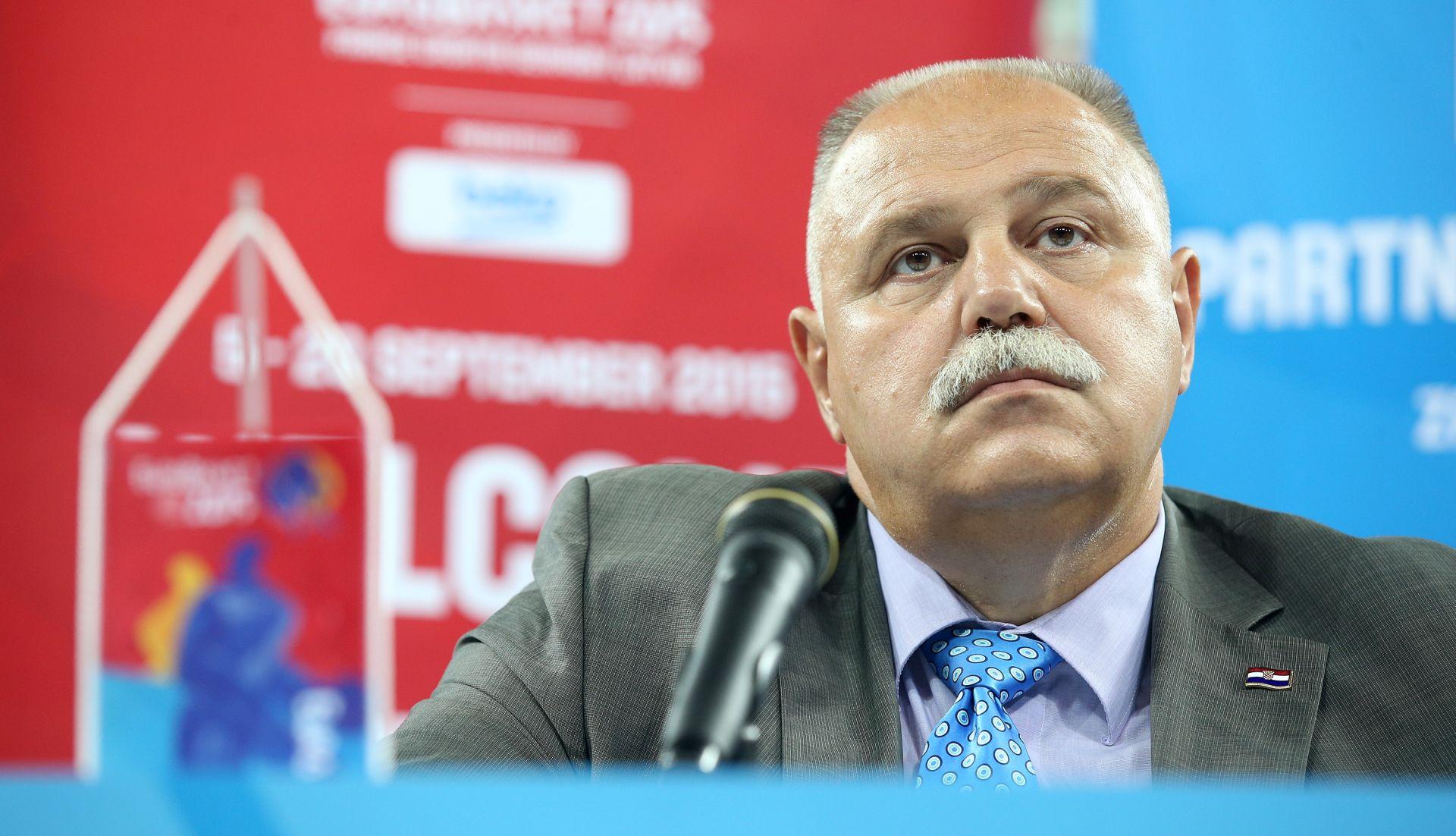 Ivan Šuker ne može biti predsjednik HKS-a