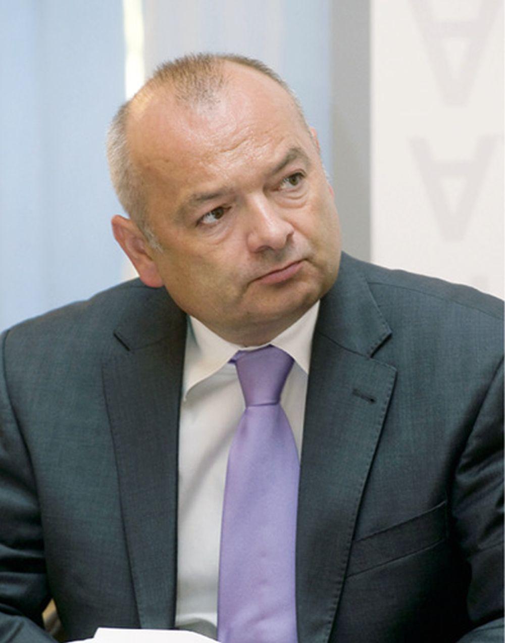 Dubravko Štimac kandidat za ministra financija
