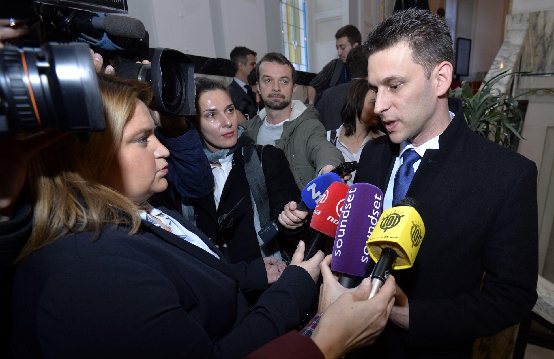 NEUSPJEŠNA KONSTITUIRAJUĆA SJEDNICA Petrov: Most ne priželjkuje nove izbore