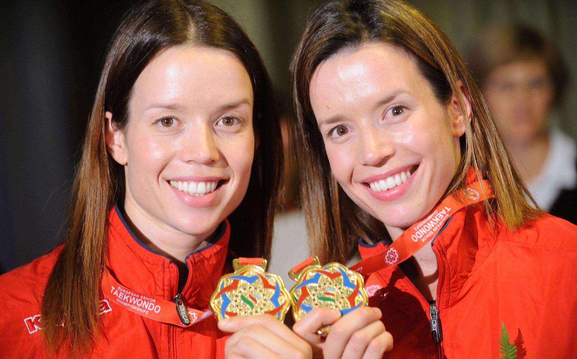 BLIZANKE ZANINOVIĆ ZAJEDNO NA OLIMPIJADI Ana Zaninović osigurala Rio!