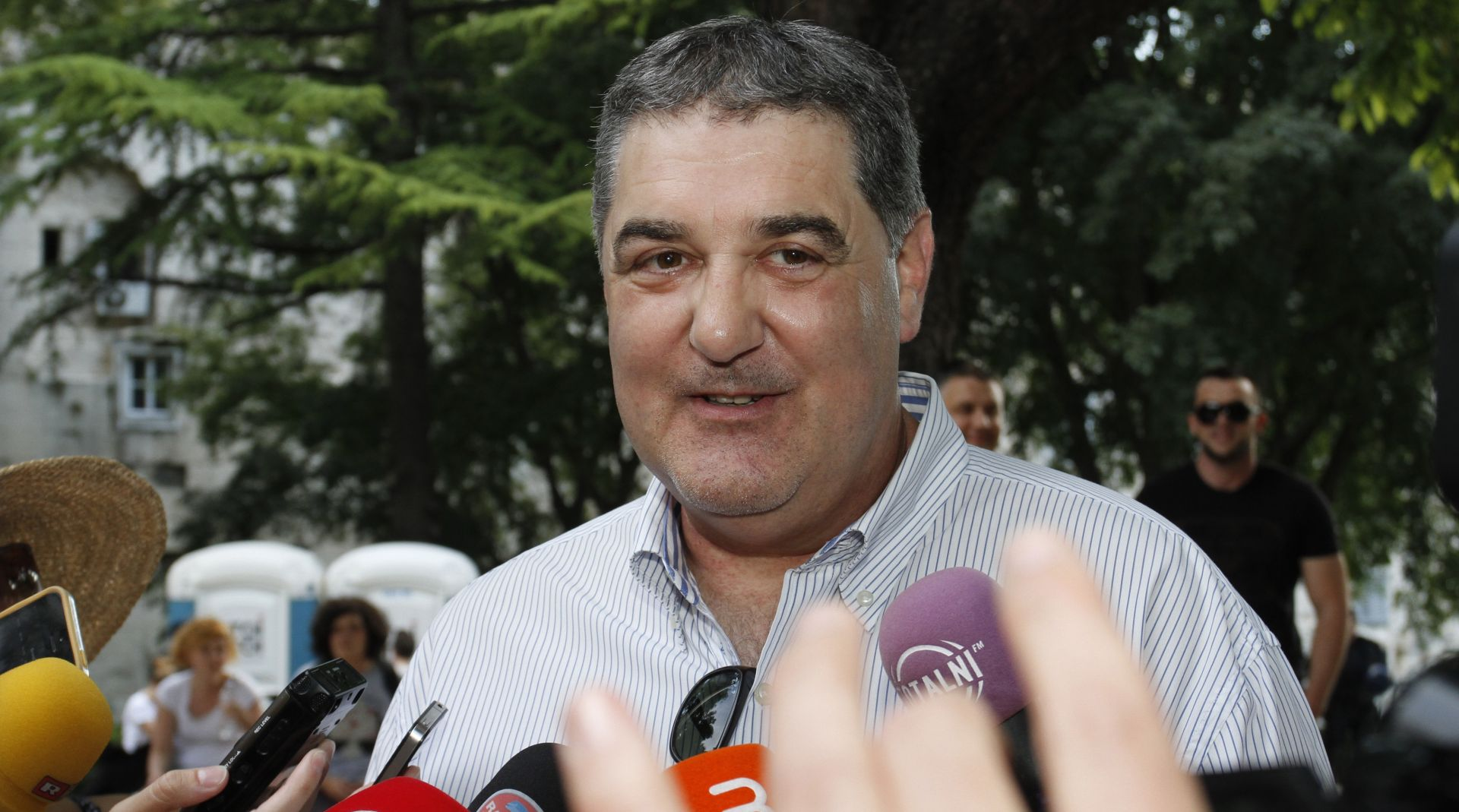 ŽALI ZBOG 'RUŽNIH REAKCIJA' Baldasar ponovio da je potrebno što brže pripremiti izbore u SDP-u i izabrati rukovodstvo stranke
