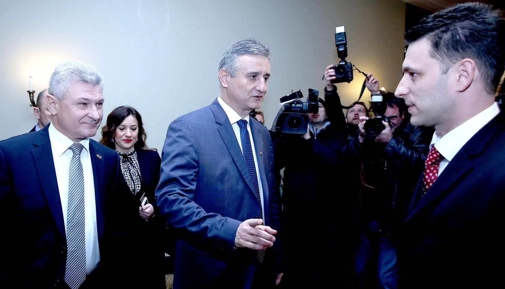 DODATNE KONZULTACIJE U ŠIBENIKU Domoljubna koalicija zatražila novi sastanak s MOST-om