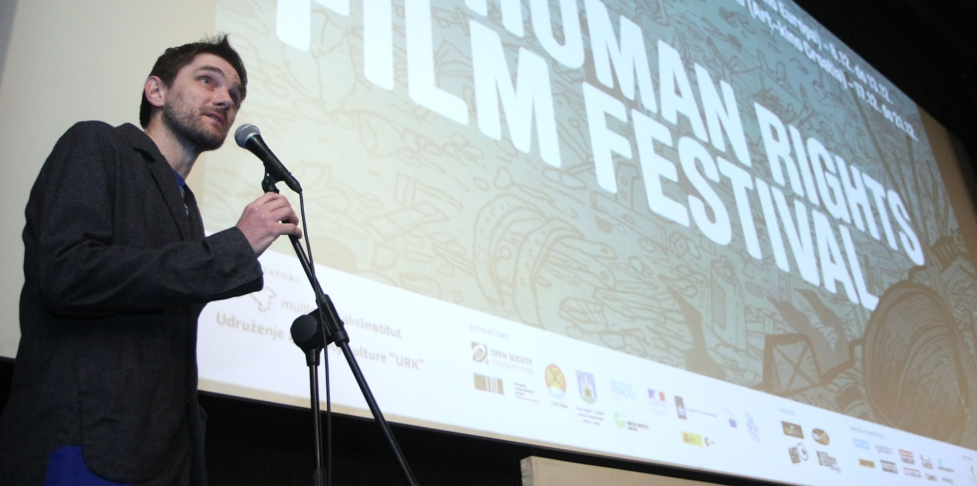 Human Rights Film Festival o fenomenu 'bez doma'