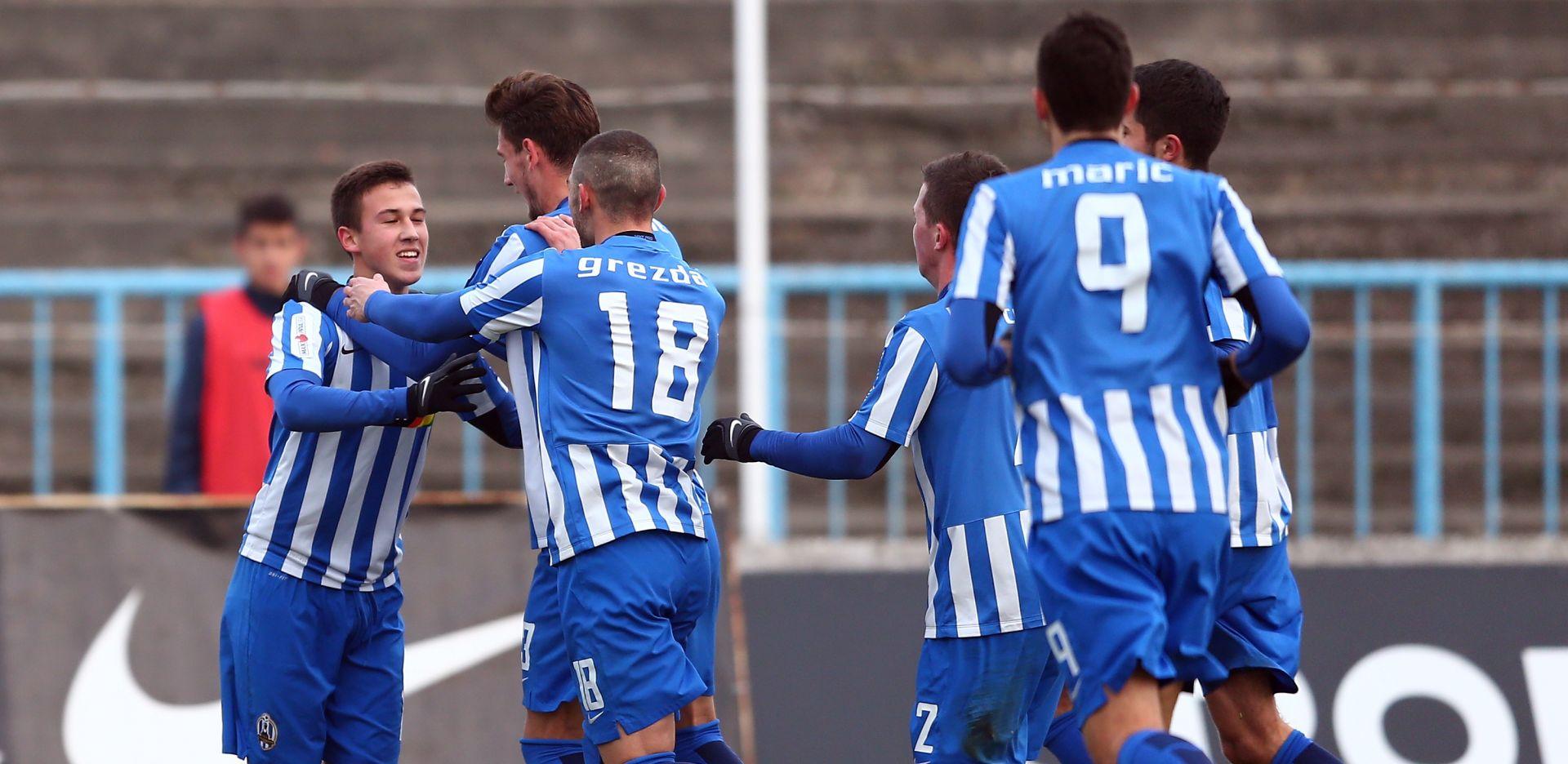 KOPRIVNICA Lokomotiva svladala Slaven, došli na bod zaostatka četvrtom Splitu