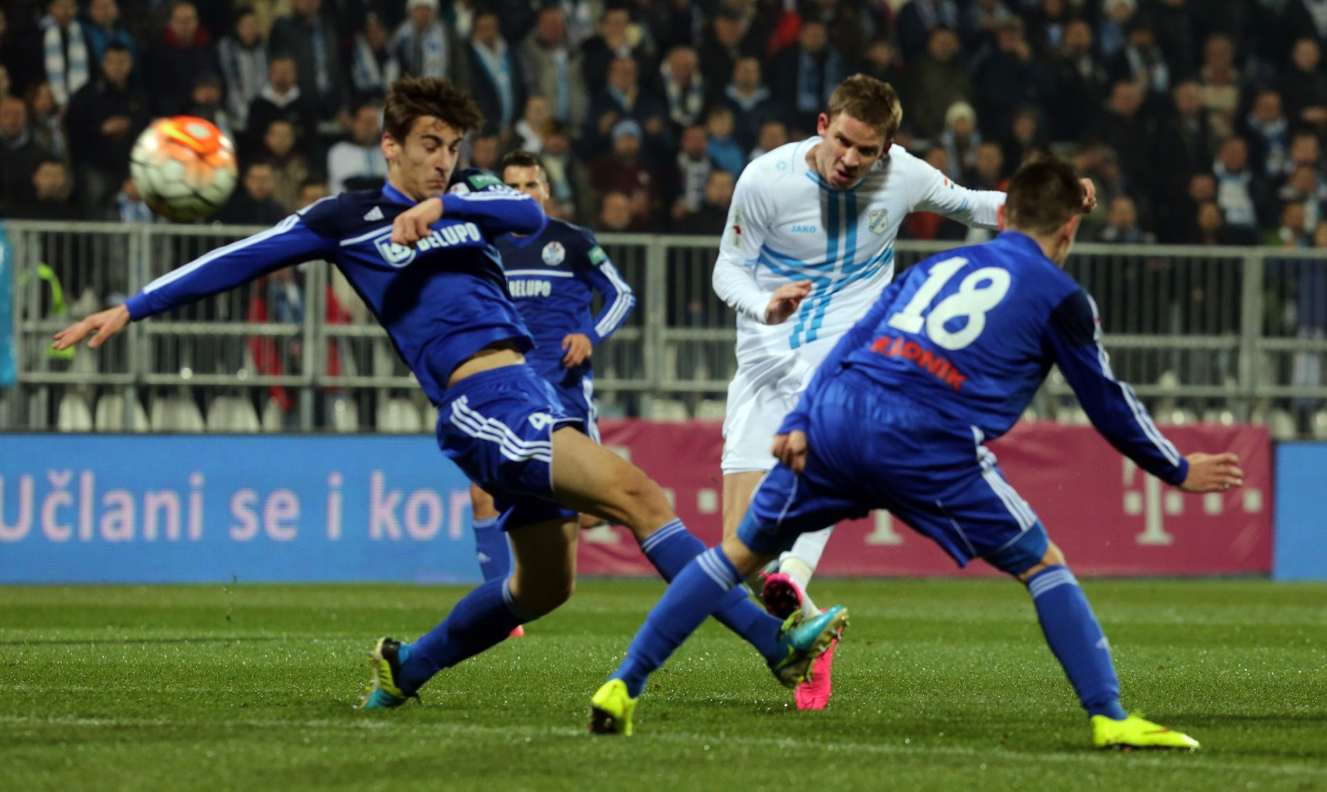 HNL Slaven s Rujevice odlazi s bodom, Dinamo ostao sam na vrhu