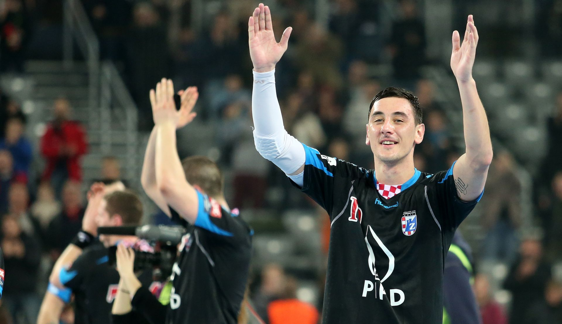 VIDEO: IZABRAO EHF Čak dva igrača Zagreba u Top 5 golova Lige prvaka, gol Čelice najbolji