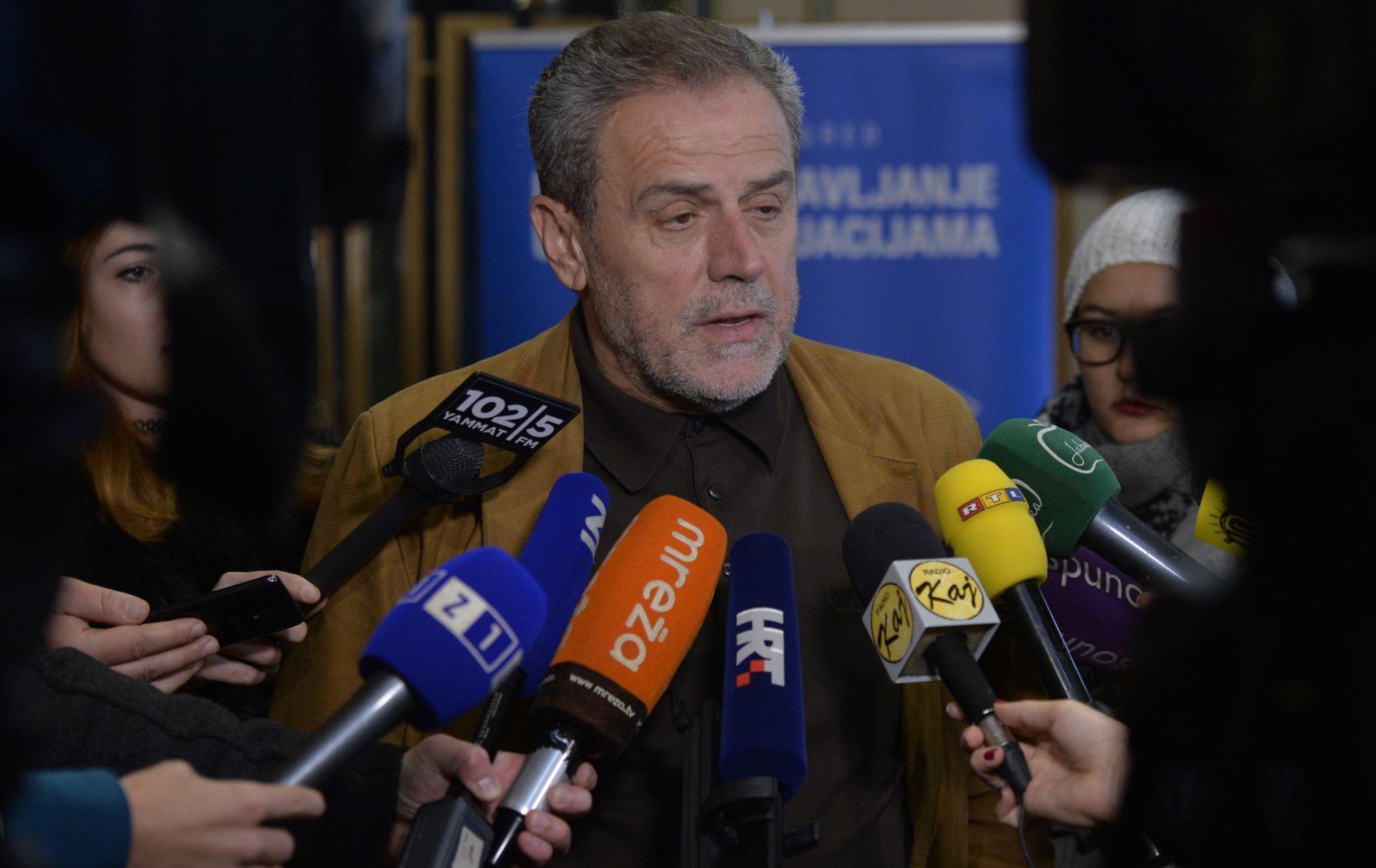Bandić opet nije htio reći koga će podržati za mandatara