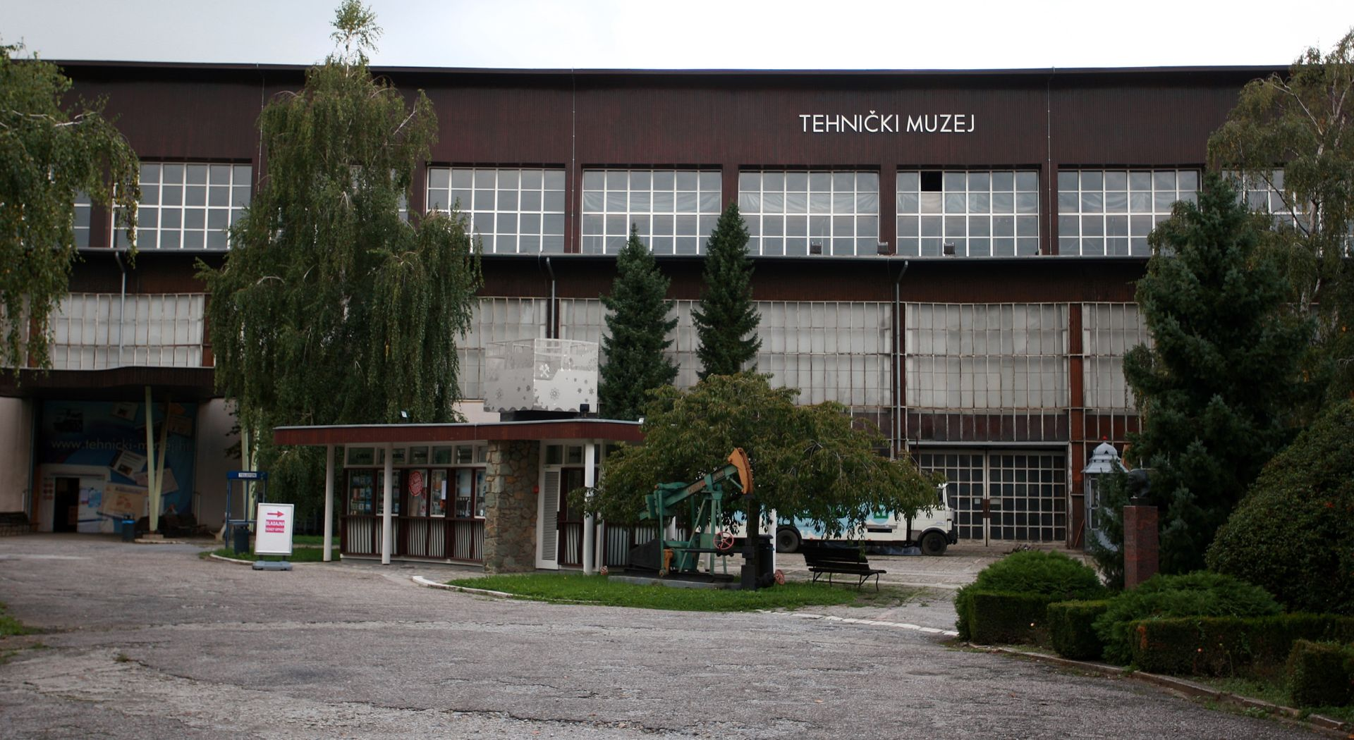 Tehnički muzej proslavio rođendan besplatnim ulazom