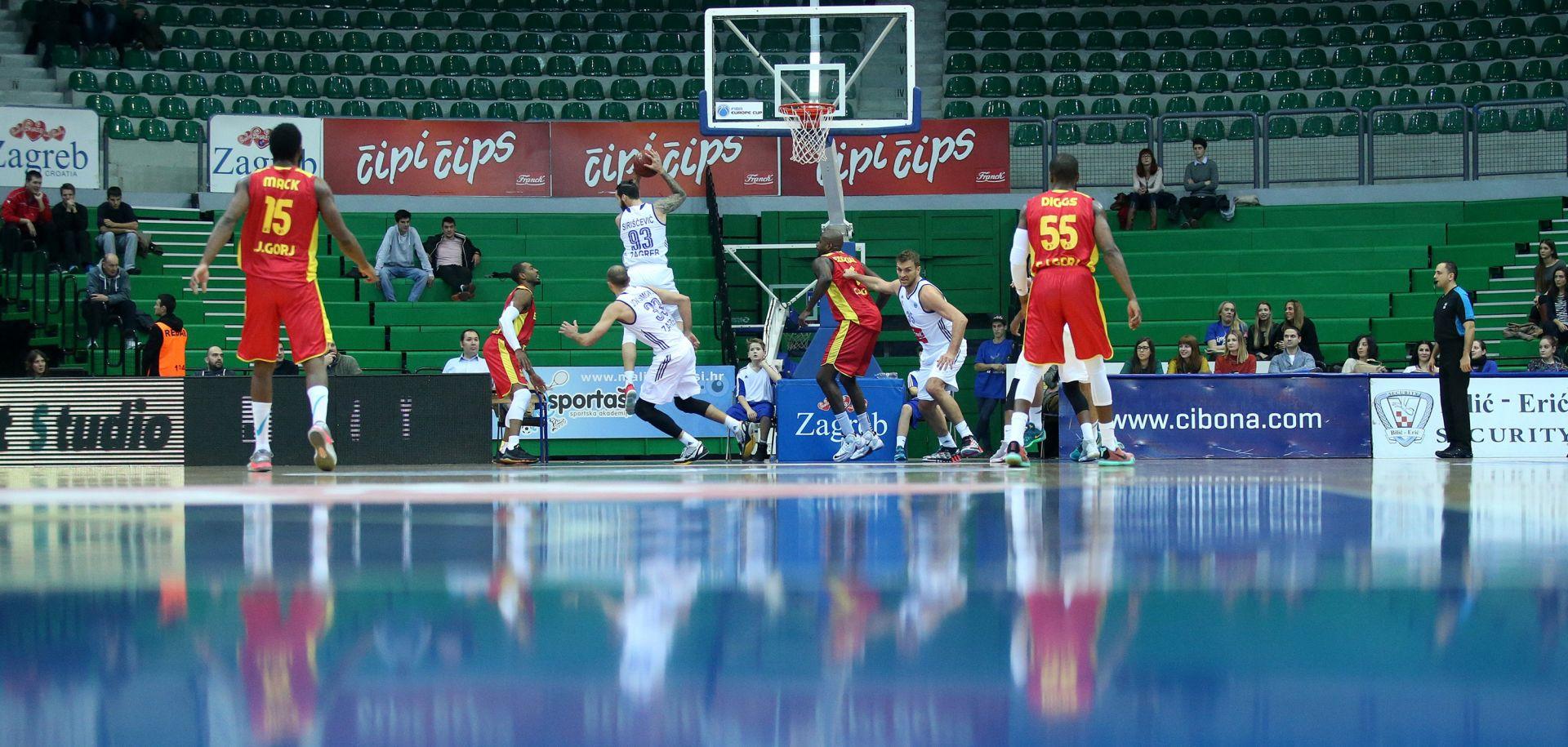 FIBA EUROPA KUP Cibona do pobjede tek u produžetku
