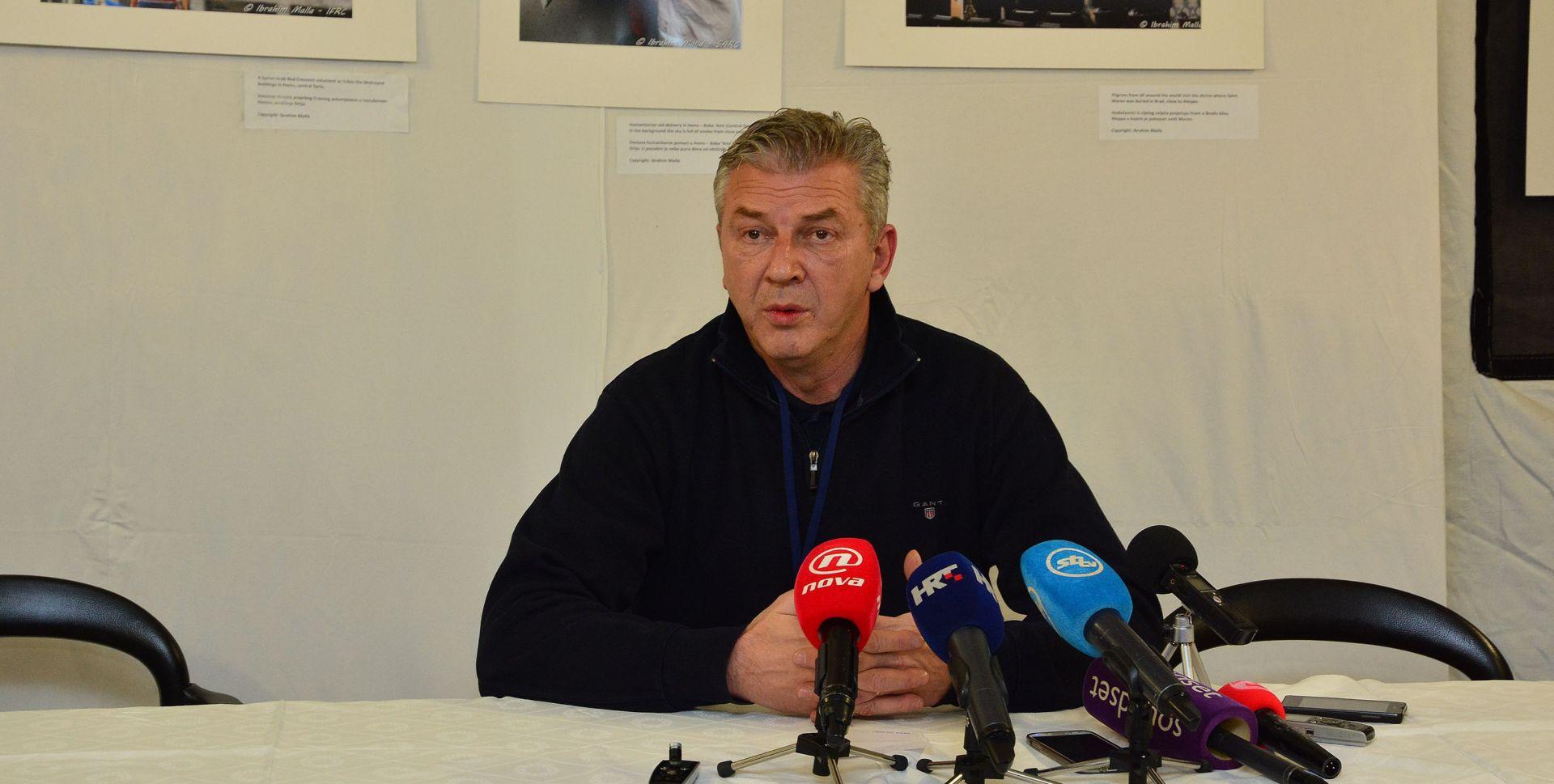 Ostojić: Očekujemo da Slovenija sama ukloni žicu
