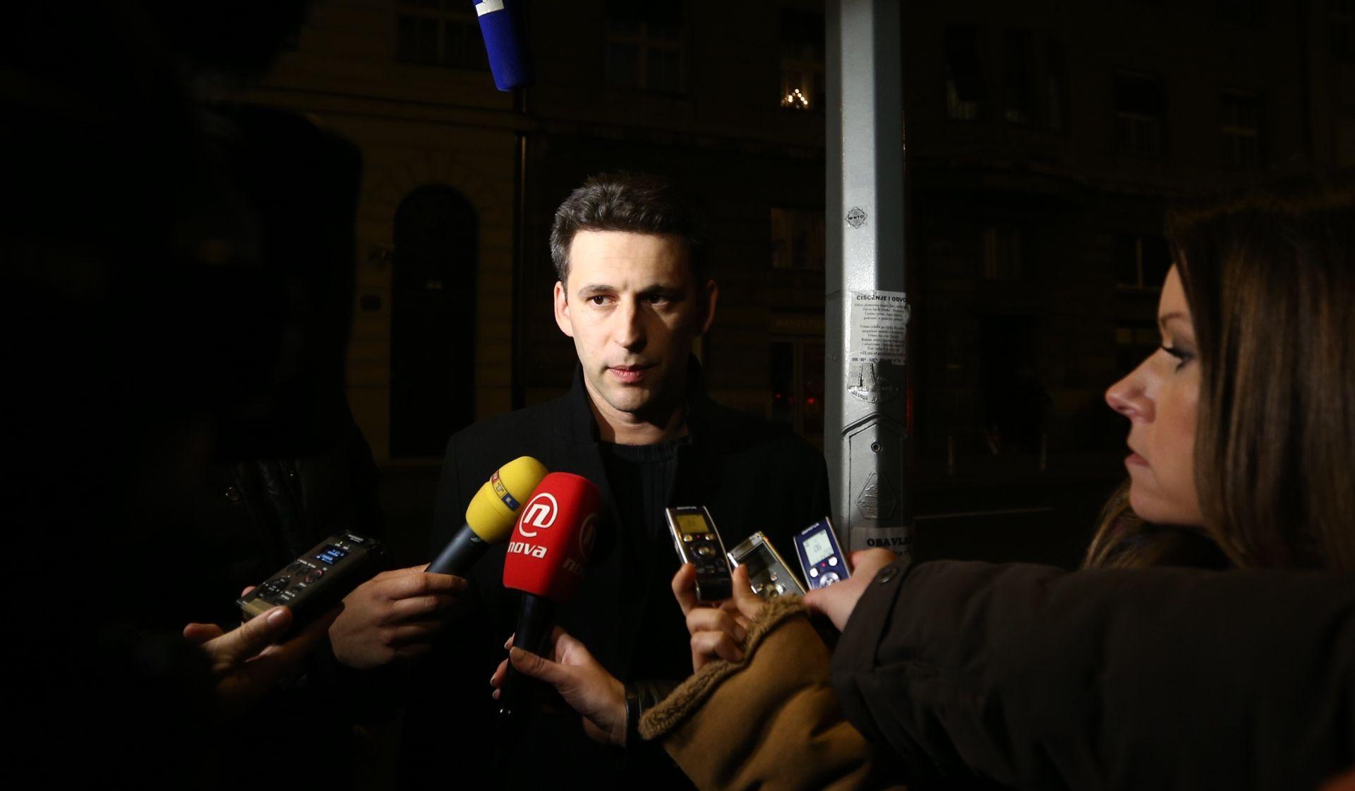 VIDEO: ZAVRŠEN SASTANAK Petrov: Domoljubnoj koaliciji sada su vrata zatvorena