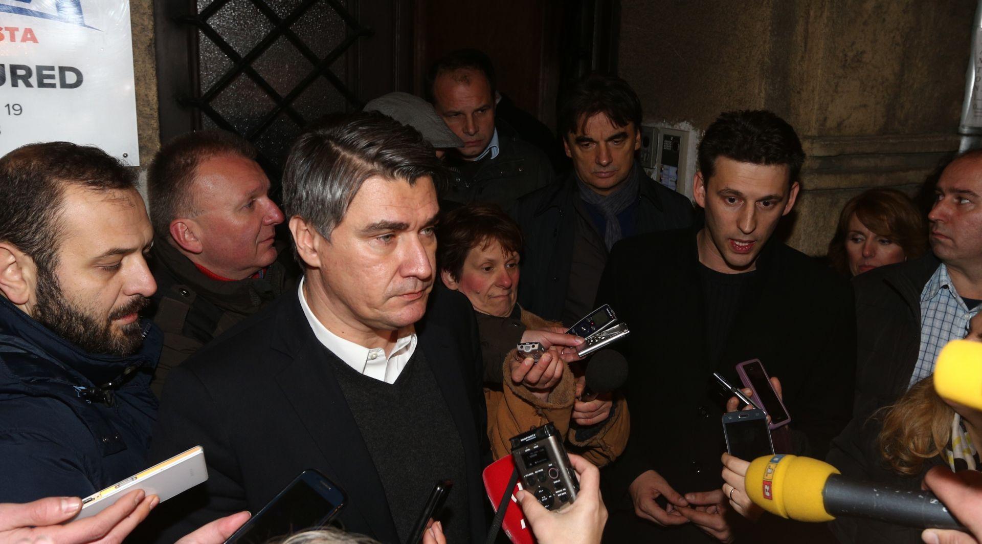 Most i SDP-ova koalicija u nedjelju nastavljaju pregovore, očekuju dogovor i u utorak mandatara