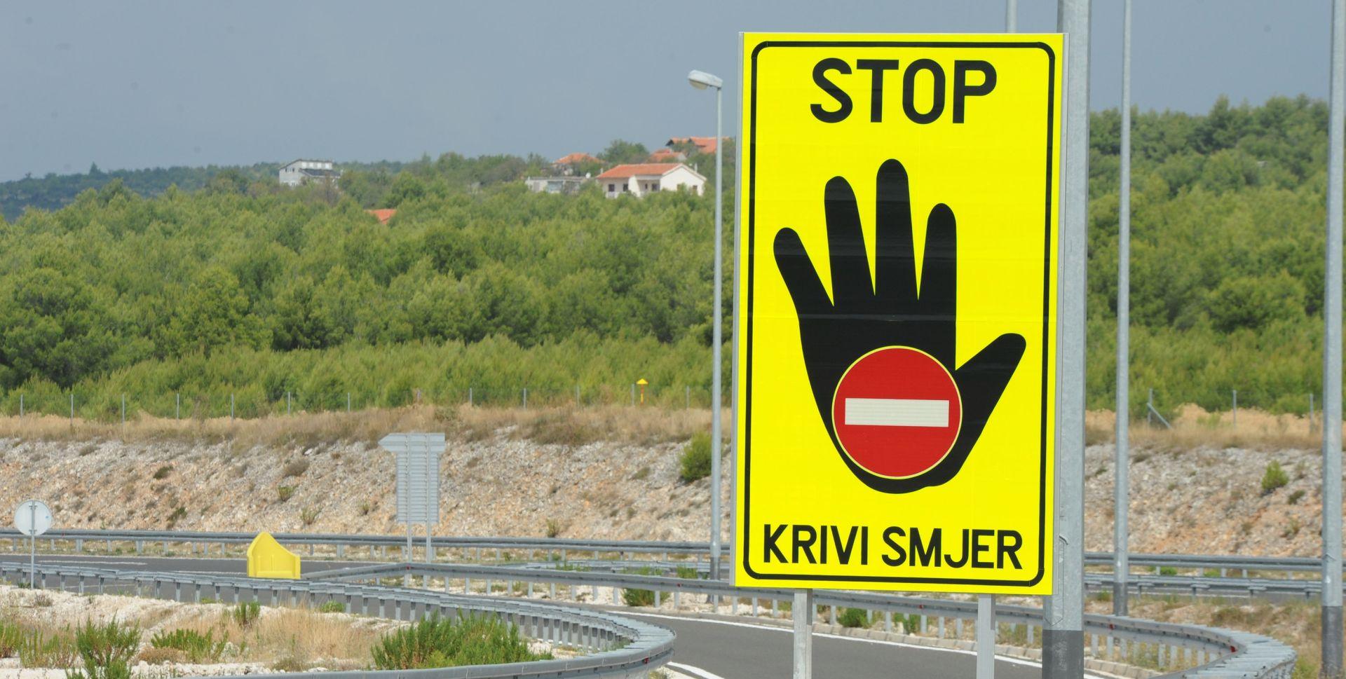 Pula – Bez vozačkog ispita bježao policiji vozeći u pogrešnom smjeru, završio u zatvoru
