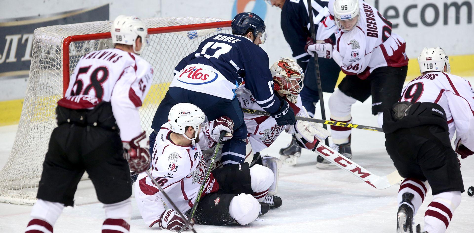 KHL Novi poraz Medveščaka, Dinamo Riga slavio u Domu sportova