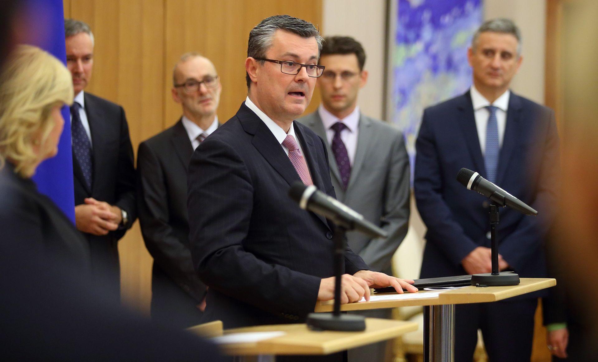 Strane agencije o hrvatskom mandataru: Tehnokrat bez političkog iskustva
