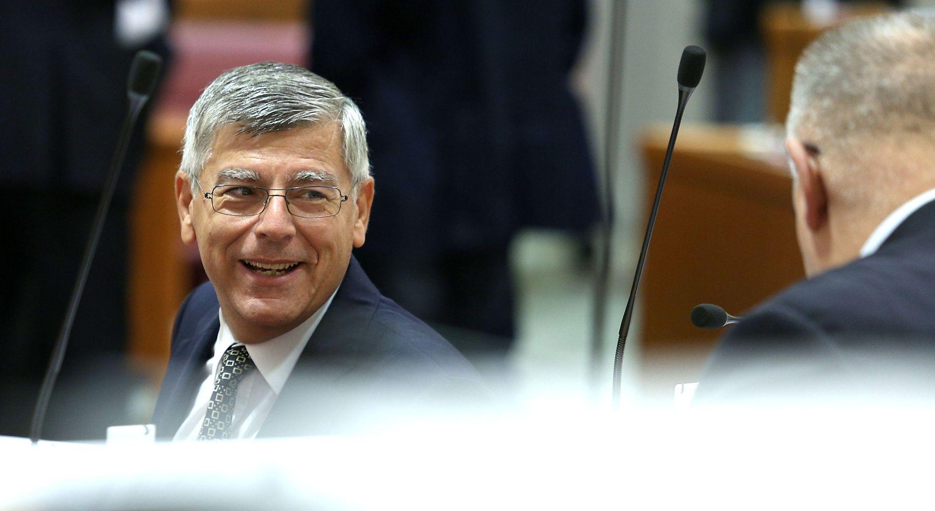 ŽELJKO REINER Imat ćemo saborsku većinu, nadam se da odlazak Milanoviću neće teško pasti