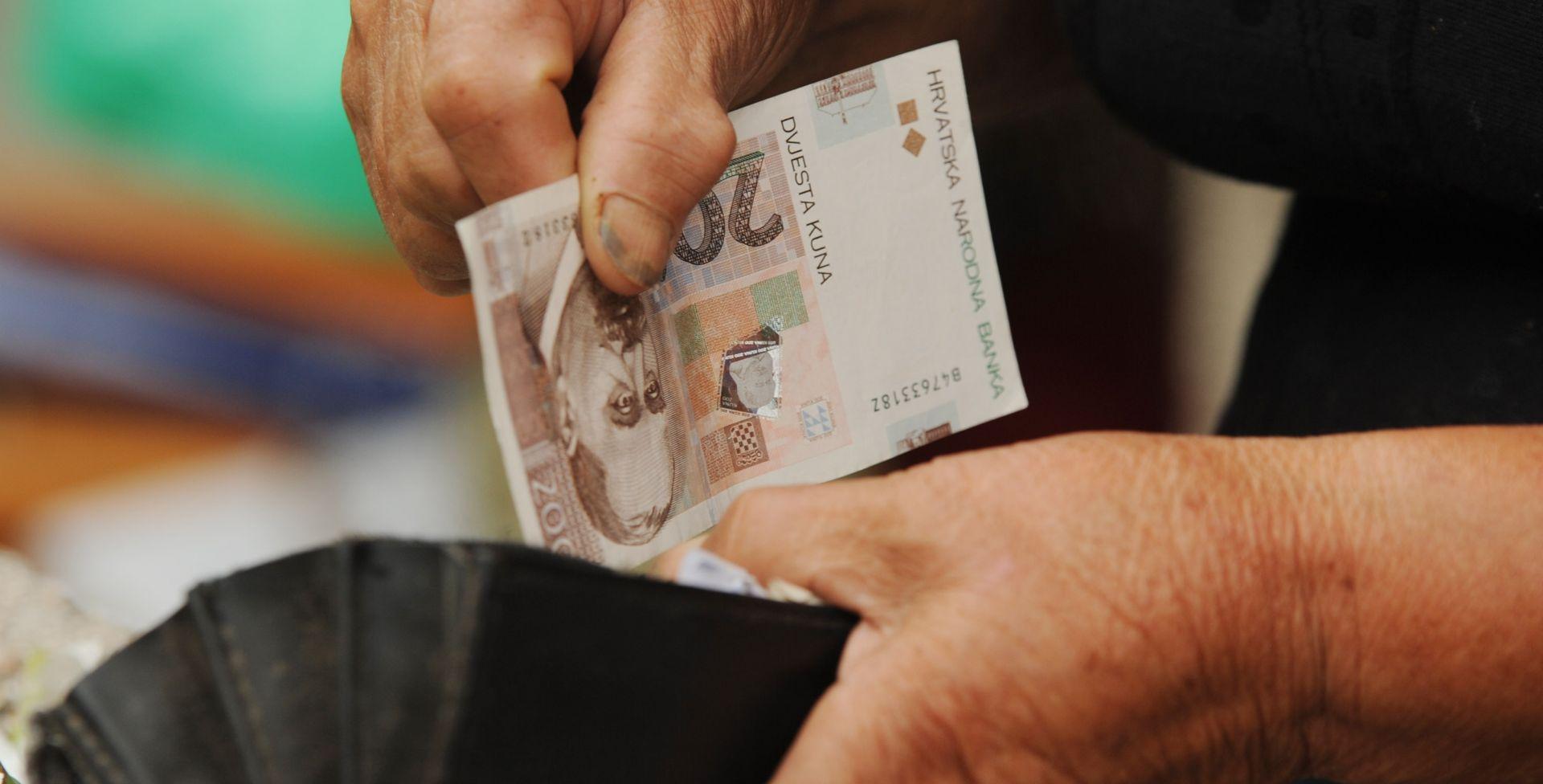 Prosječna zagrebačka plaća za rujan 6.613 kn, 17,25% više od državnog prosjeka