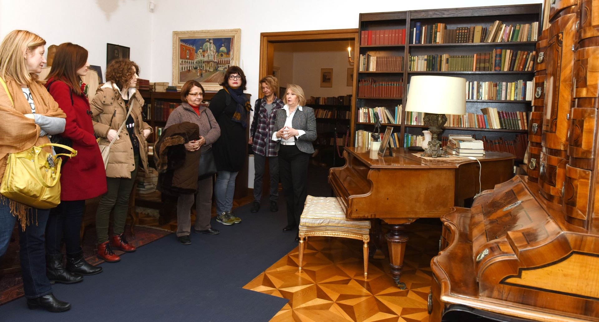 'PUTOVANJE S KRLEŽOM' Upriličen Dan sjećanja na Miroslava Krležu