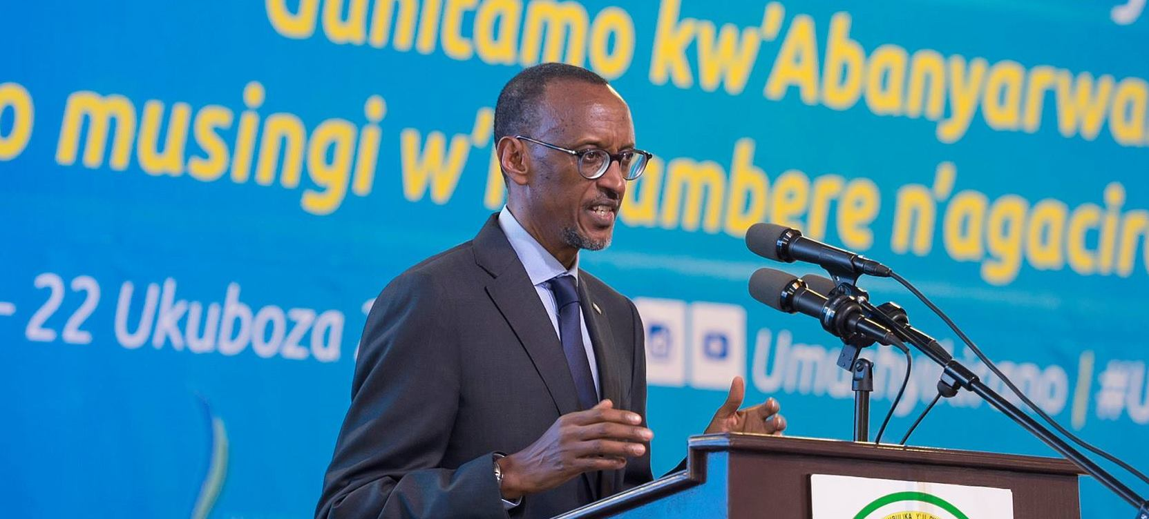 VIDEO: Paul Kagame zahvalio narodu Ruande na odlučnosti