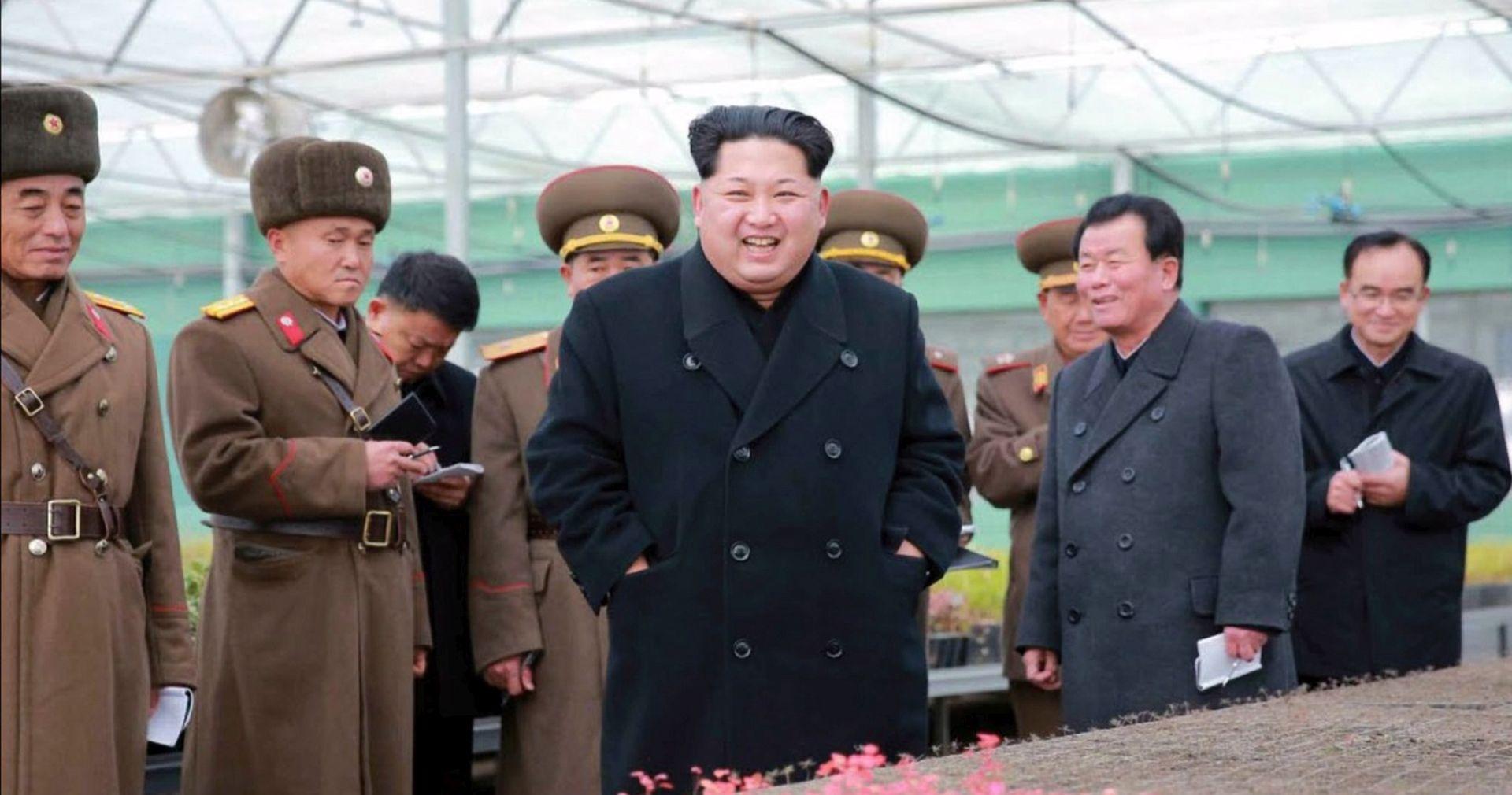 Sjeverna Koreja prijeti ratom SAD-u