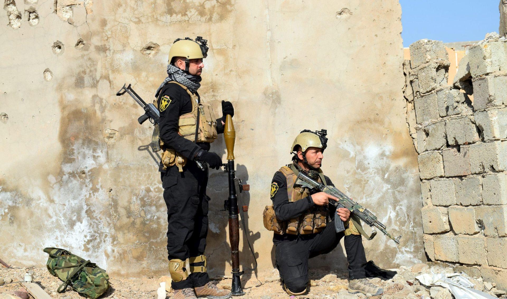 POTPUNO OPKOLJENI: Iračke snage opkolile kompleks u Ramadiju koji drži Islamska država