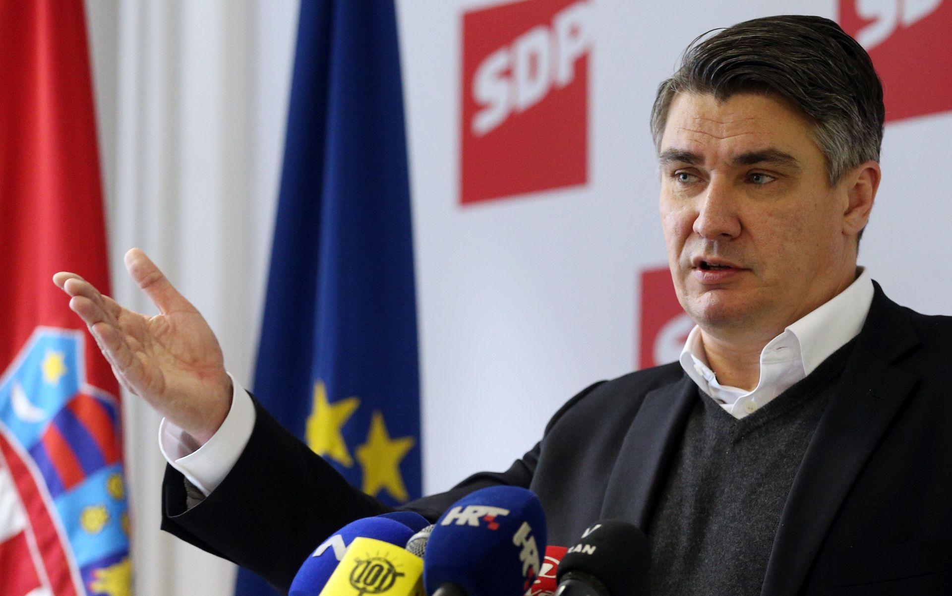 ODGOVOR SDP-a: Hrvatska raste odazvati će se pozivu Mosta