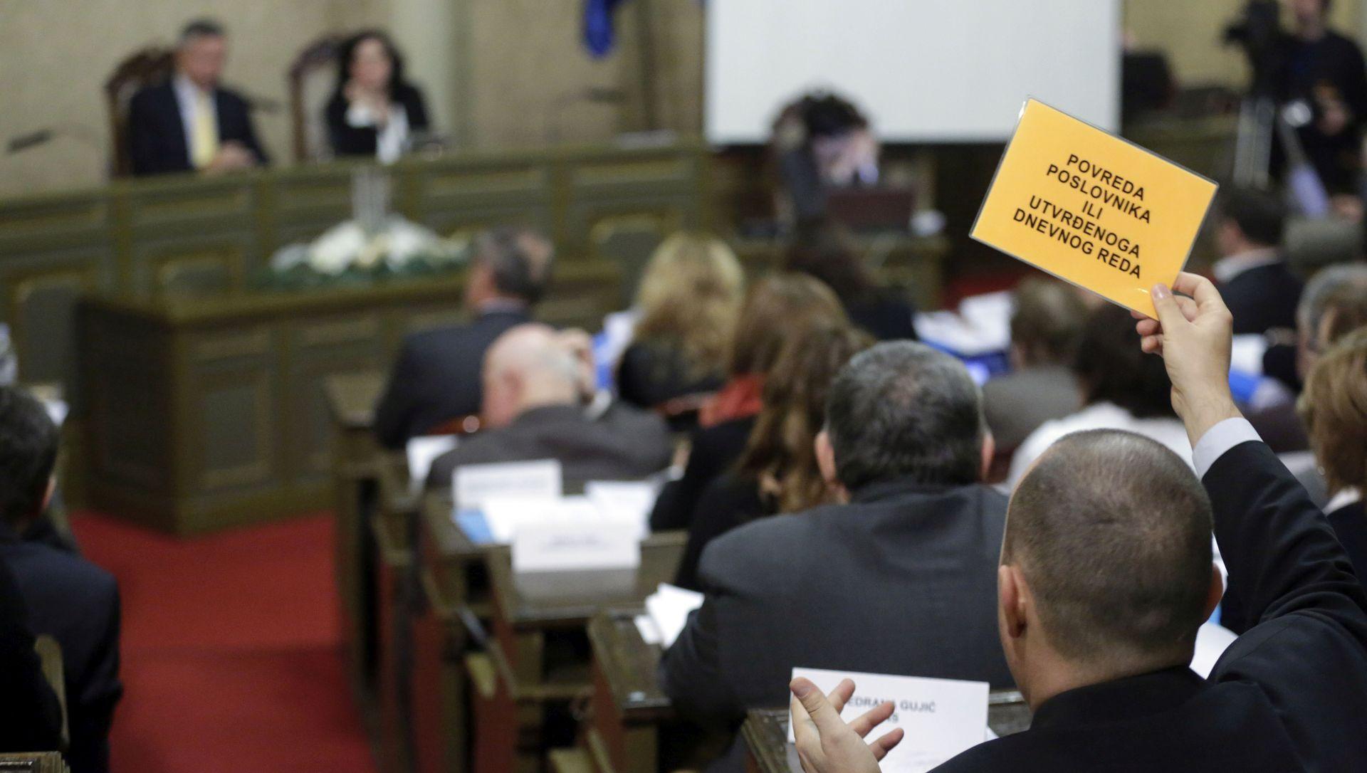 GRADSKA SKUPŠTINA: Prihvaćena odluka o spremnicima za otpad na javnim površinama