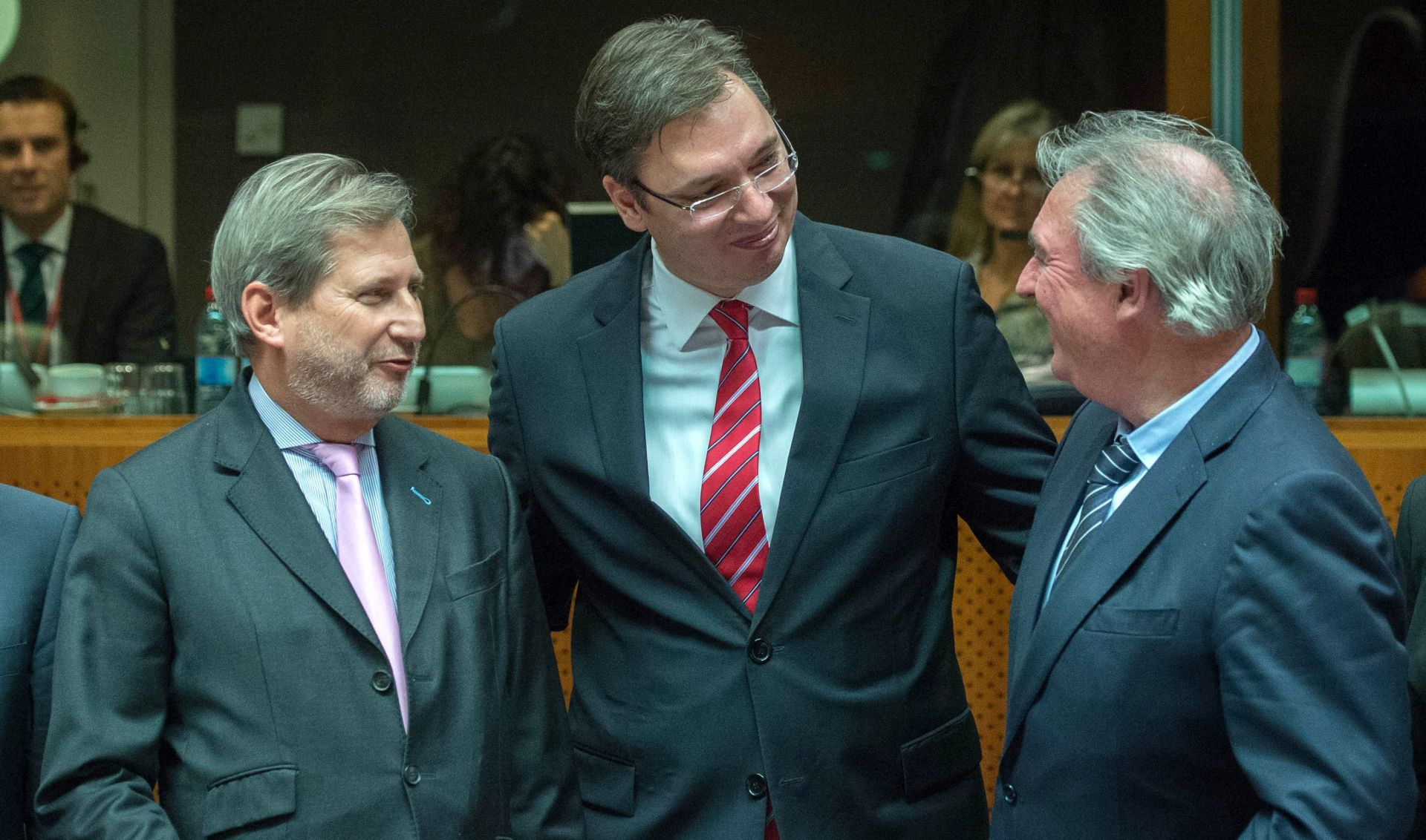 PRISTUPNI PREGOVORI: Srbija otvorila prva pregovaračka poglavlja s EU-om